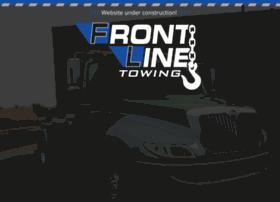 Frontlinetowing.ca thumbnail