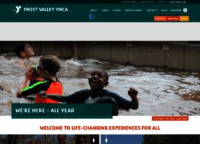 Frostvalley.org thumbnail
