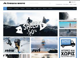 Frozenwave.gr thumbnail