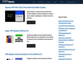 Frpbypass.net thumbnail