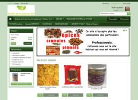 Fruits-secs-epices-bio.fr thumbnail