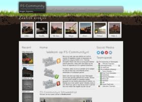 Fs-community.nl thumbnail