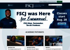 Fscj.edu thumbnail