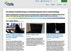 Fsfe.org thumbnail