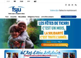 Fsju.org thumbnail