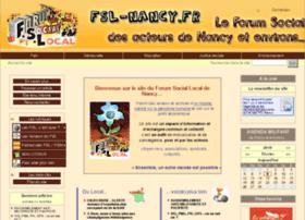 Fsl-nancy.fr thumbnail