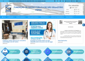 Fspss.org.br thumbnail