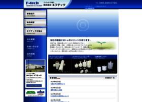Ftech-inc.co.jp thumbnail
