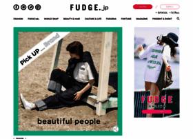 Fudge.jp thumbnail