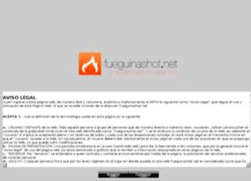 Fueguinashot.net thumbnail