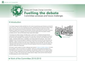 Fuellingthedebate.parliament.uk thumbnail