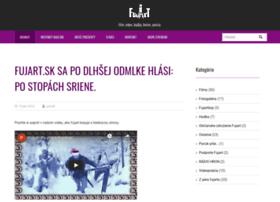 Fujart.sk thumbnail