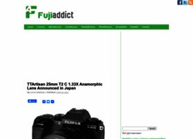 Fujiaddict.com thumbnail