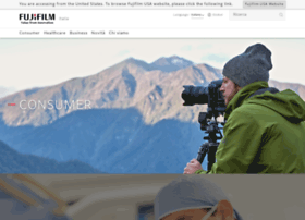 Fujifilm.it thumbnail