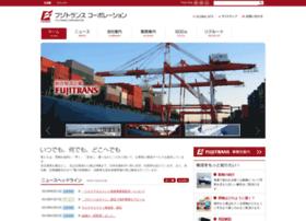 Fujitrans.co.jp thumbnail