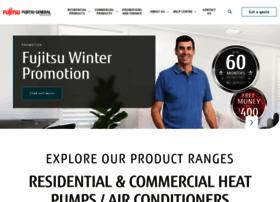 Fujitsugeneral.co.nz thumbnail