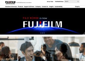 Fujixerox.co.nz thumbnail