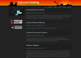 Fulcrum-hosting.com thumbnail