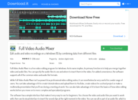 Full-video-audio-mixer.jaleco.com thumbnail