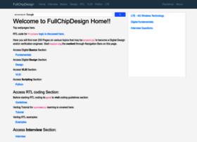 Fullchipdesign.com thumbnail