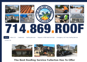 Fullertonroofingcontractor.com thumbnail