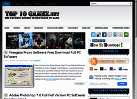 Fullytop10games.net thumbnail