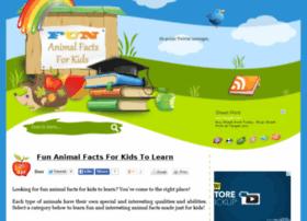 fun animal facts for kids to learn fun animal facts for kids to learn