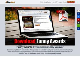 Funawards.com thumbnail