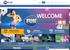 Funbet303 Biz At Wi Situs Agen Sbobet Online Terbesar Terpercaya