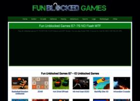 Funblocked-games.info thumbnail