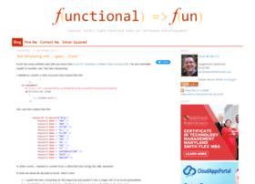 Functionalfun.net thumbnail
