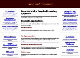 Functionx.com thumbnail