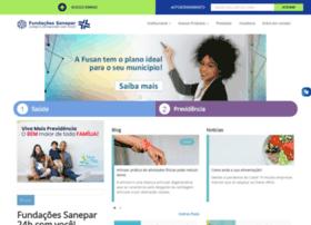 Fundacaosanepar.com.br thumbnail