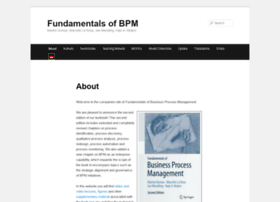 Fundamentals-of-bpm.org thumbnail