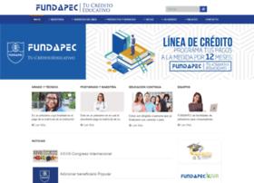 Fundapec.edu.do thumbnail