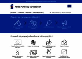 Funduszeeuropejskie.gov.pl thumbnail