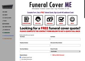 Funeralcoverme.co.za thumbnail