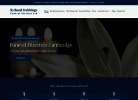 Funeraldirectorscambridge.co.uk thumbnail