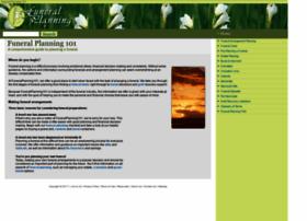 Funeralplanning101.com thumbnail