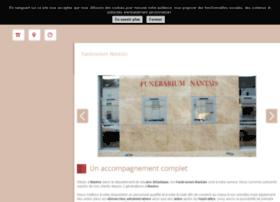Funerariumnantais.fr thumbnail