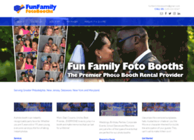 Funfamilyfotobooths.com thumbnail