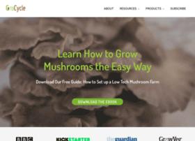 Fungi-futures.co.uk thumbnail
