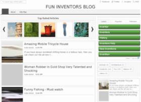 Funinventors.in thumbnail