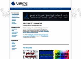 Funmaths.com thumbnail