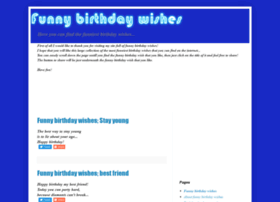 Funny-birthdaywishes.blogspot.com thumbnail