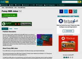 Funny-sms-jokes.soft112.com thumbnail