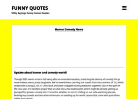 Funnyquoteshumor.com thumbnail
