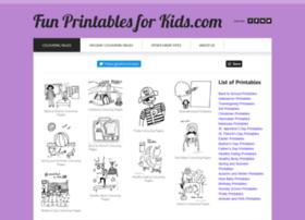 Funprintablesforkids.com thumbnail