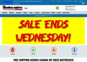 Furnituremattressdirect.ca thumbnail