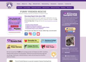 Furryfriendsrescue.org thumbnail